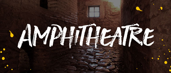 Amphitheatre live escape room at Escapism Chester