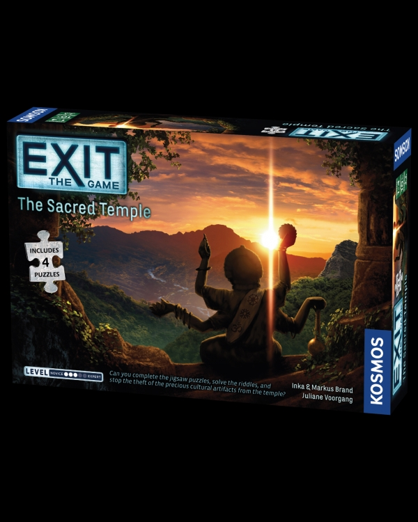 EXIT Puzzle - The Sacred Temple
