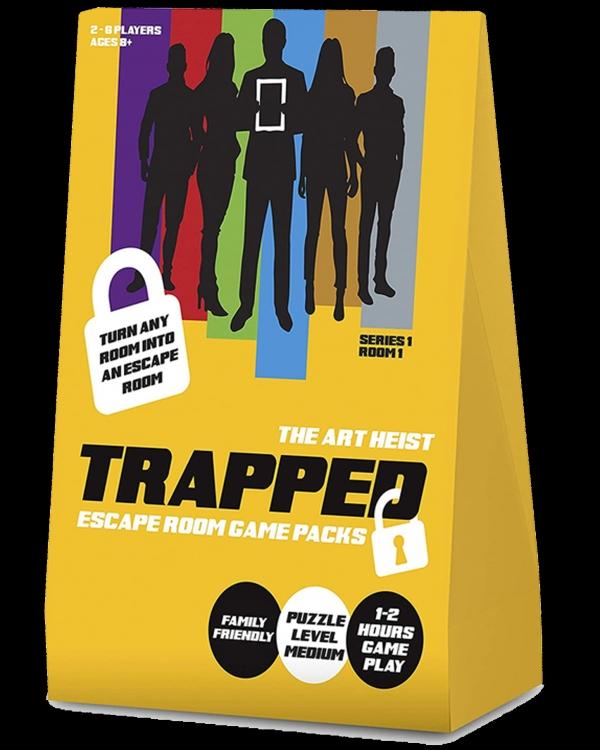 TRAPPED - Art Heist