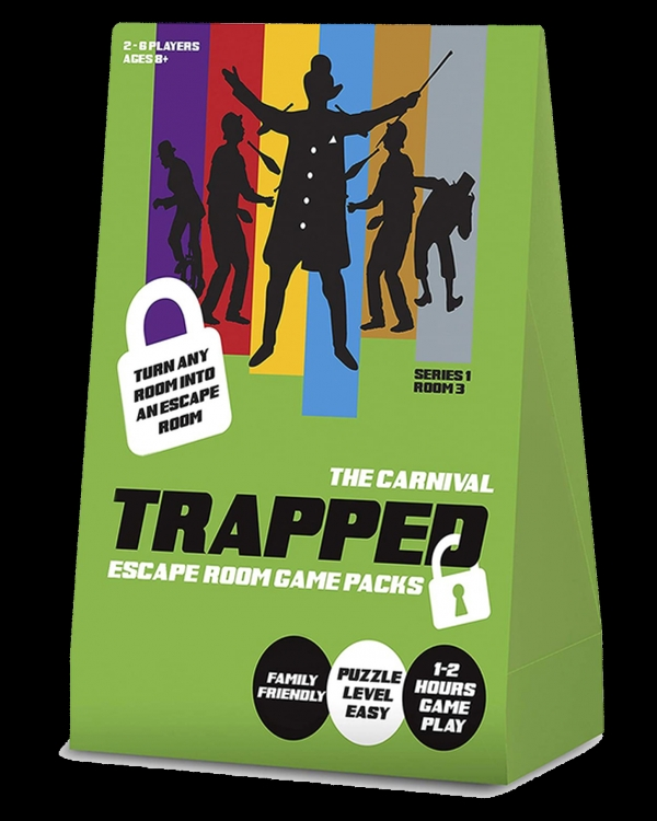 TRAPPED - The Carnival