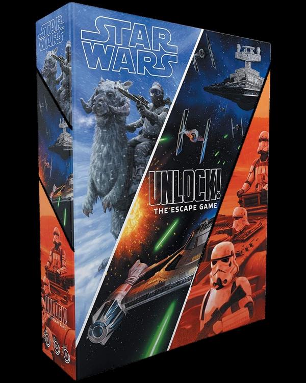 Unlock - Star Wars The Escape Game